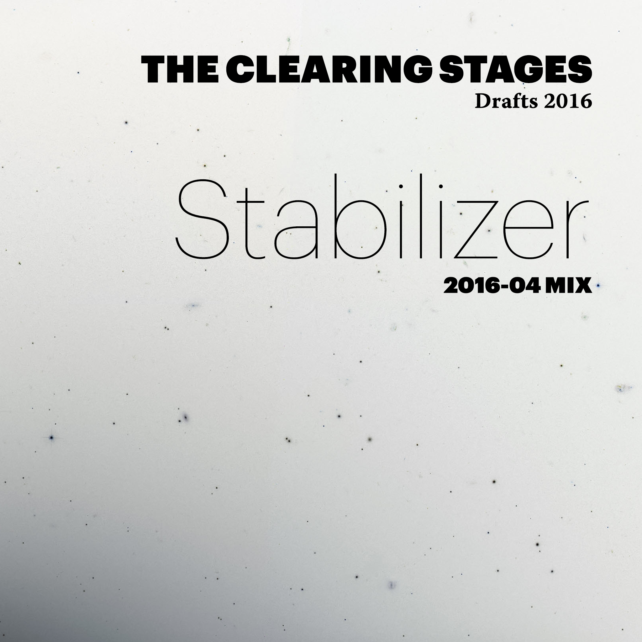 Stabilizer Cover Art